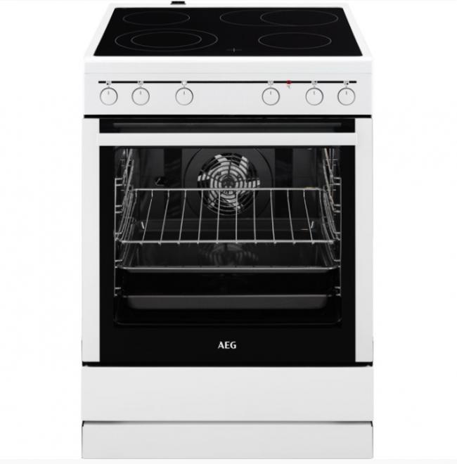 40016VS-WN Κεραμική Κουζίνα Λευκή