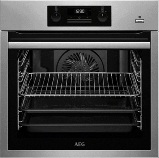 AEG BPS351120M ΑΝΩ ΠΑΓΚΟΥ Φούρνοι Inox