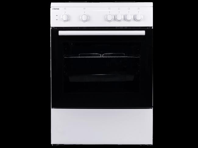 AL 584GW Εμαγιέ Κουζίνα Λευκή