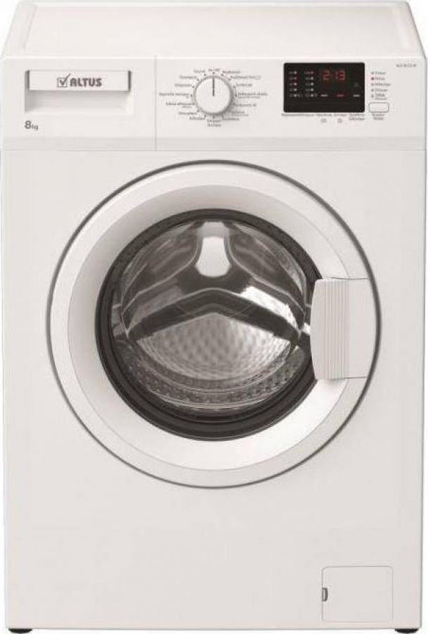 ALTUS ALX 8112 W A+++ 8KG Πλυντήρια ρούχων 8Kg,A+++, 1000 Στροφ,.