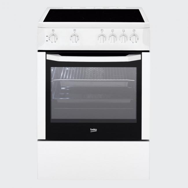 BEKO CSM 67000 GW Ηλεκτρικές κουζίνες