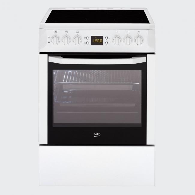 BEKO CSM 67300 GW Ηλεκτρικές κουζίνες