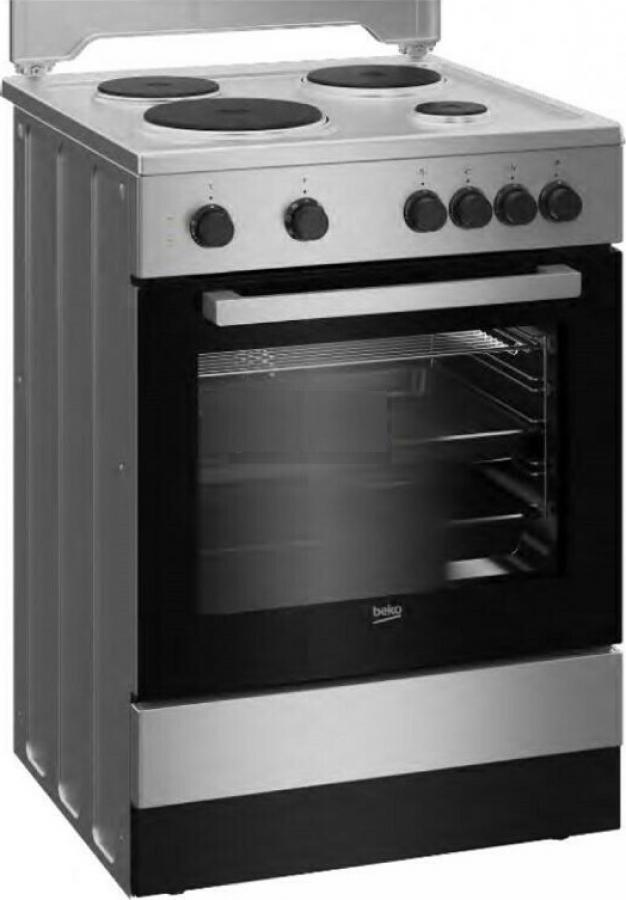 BEKO FSM 67001 PSS Ηλεκτρικές κουζίνες