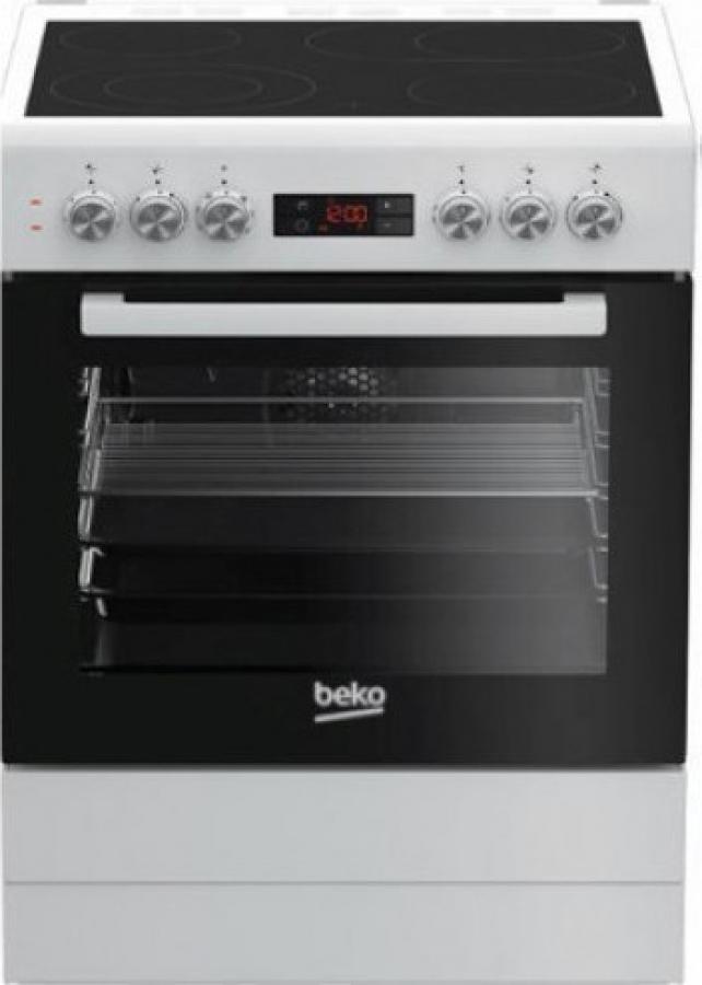 BEKO FSM 67320 DWS Ηλεκτρικές κουζίνες