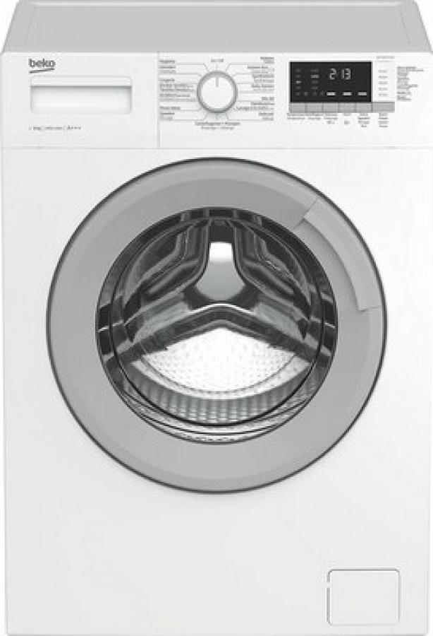 BEKO WTV8612 XSW Πλυντήρια ρούχων 8KG - A+++ - 1200Στροφες ΑΤΜΟΥ.