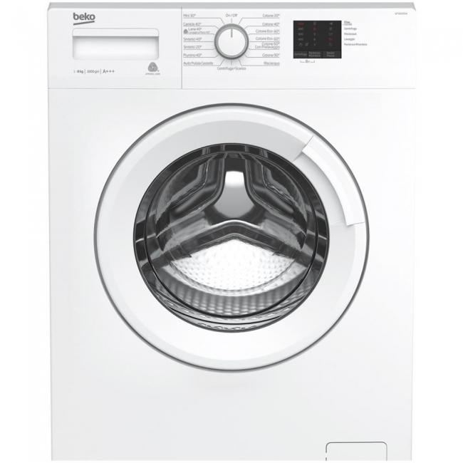 BEKO WTX 81031 W A+++ Πλυντήρια ρούχων