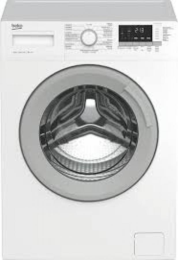 BEKO WUE 8512 PAR Πλυντήρια ρούχων Λευκό