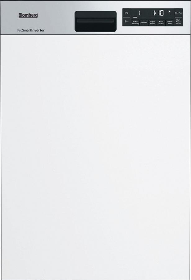 BLOMBERG GIS 28120 Πλυντ. πιάτων Εντοι/μενο Με INOX Μάσκα 45cm. A++