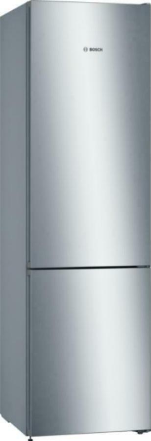 BOSCH KGN392LEB Ψυγειο/ψύκτης Inox (366Lt) A++ FullNoFrost. (203 X 59,5 X 66cm)