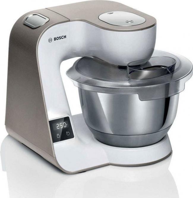 BOSCH MUM5XW20 Κουζινομηχανές Champaign/White