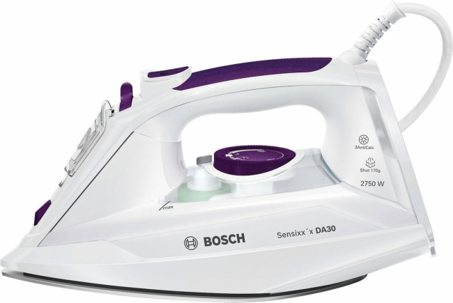 BOSCH TDA3027010 Σίδερα White/Purple