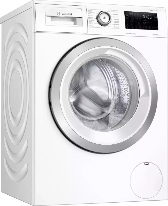 BOSCH WAU 28R09GR (PLUS+) Πλυντήρια 9KG /A+++/ 1400Στροφές. 5 ΧΡΟΝΙΑ ΕΓΓΥΗΣΗ.