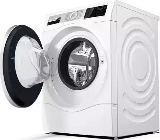 BOSCH WDU8H560GR Πλυντήρια-Στεγνωτήρια 10Kg -6kG / 1400Στροφες.
