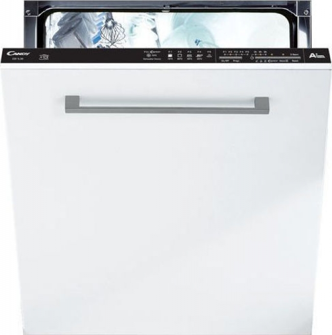 CANDY CDI 1L38/T Πλυντ. πιάτων A+ Πλήρως Εντοι/μενο 60cm 13 Σερβίτσια.