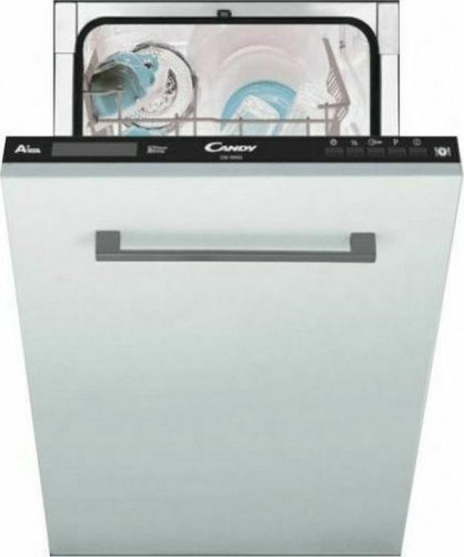CANDY CDIH 1D952 Πλυντήριο πιάτων A+ 9 Σερβίτσια 45cm.