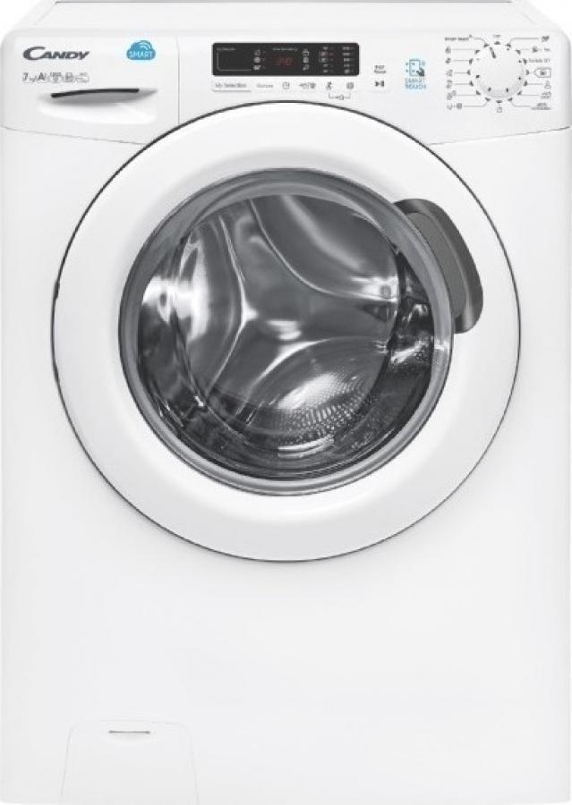 CANDY CS1271D3 Πλυντήρια ρούχων White