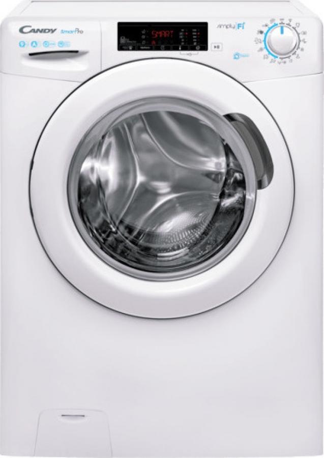 CANDY CSO 1295T3-S Πλυντήρια 9Kg -A+++