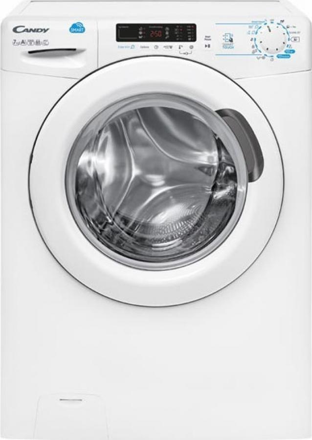 CANDY CSS1282D3-S Πλυντήρια ρούχων 8Kg ,A+++.Iron.