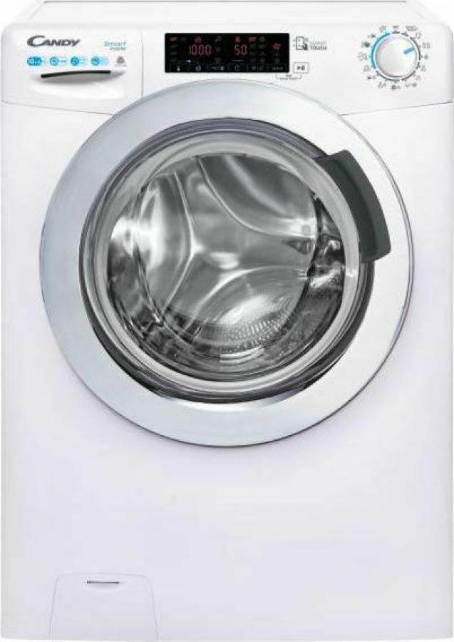 CANDY CSWS 6106TWMCE-S 10+6 Kg (31010504) Πλυντήρια-Στεγνωτήρια 10KG/6KG / 1600Στροφές.