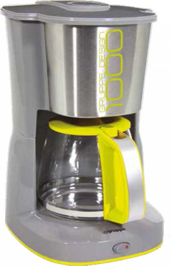 CM331BE Grey/Yellow Καφετιέρα Γαλλικού
