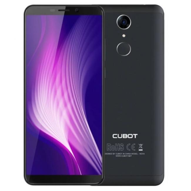 CUBOT NOVA Smartphones Black