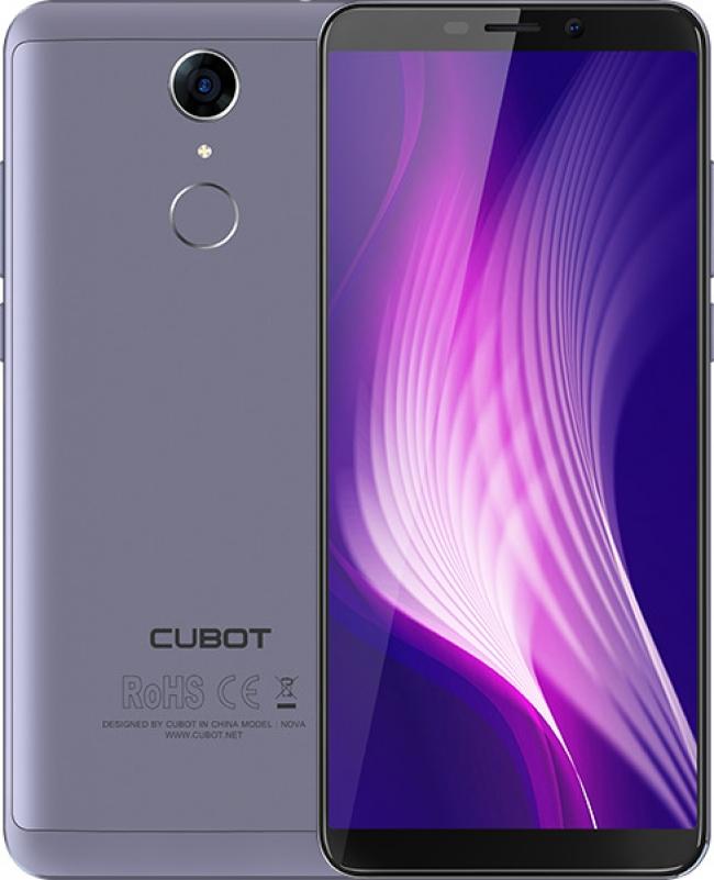 CUBOT NOVA Smartphones Blue