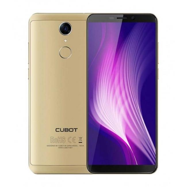 CUBOT NOVA Smartphones Gold