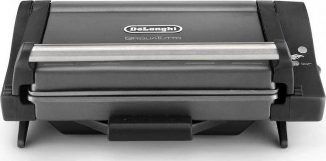 DELONGHI CG4001.BK Ψηστιέρες-Γκριλιέρες Grey