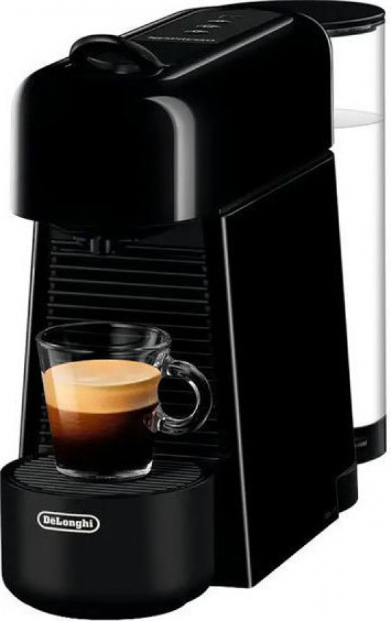 DELONGHI EN200.B ESSENZA PLUS ( NESPRESSO ) Μηχανές Espresso Black