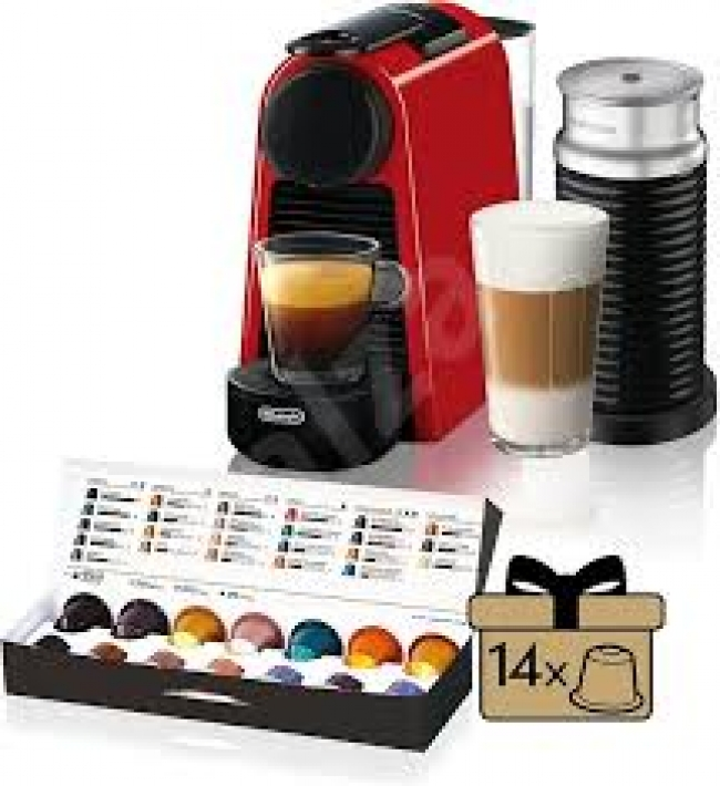 DELONGHI EN85.RAE ESSENZA MINI ( NESPRESSO ) + Δώρο κάψουλες αξίας 30€.
