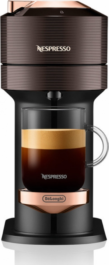 DELONGHI NESPRESSO VERTUO NEXT PREMIUM ENV120.BW Rich Brown Μηχανές Espresso