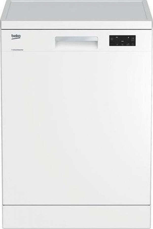 DFN 16410 W 60cm Ελεύθερο Πλυντήριο Πιάτων * 6 ΑΤΟΚΕΣ