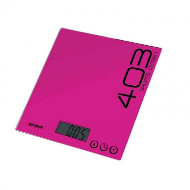 EC403 Pink Ζυγός Κουζίνας