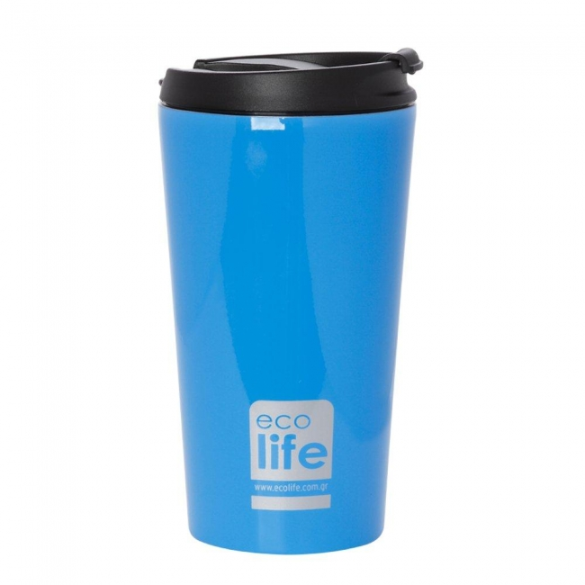 ECOLIFE 33-BO-4012 COFFEETHERMOS SKY BLUE 370ML