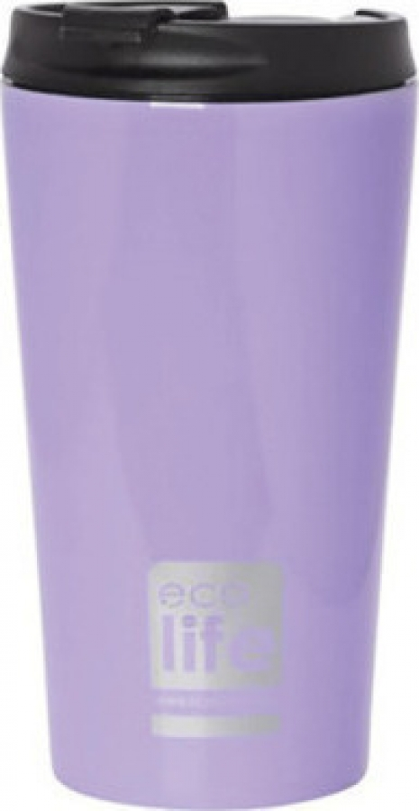ECOLIFE 33-BO-4013 COFFEE THERMOS LILAC 370ML