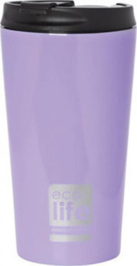 ECOLIFE 33-BO-4013 COFFEE THERMOS LILAC 370ML