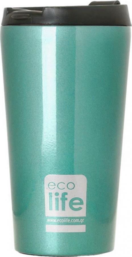 ECOLIFE 33BO4001 COFFEE THERMOS LIGHT BLUE 370ML