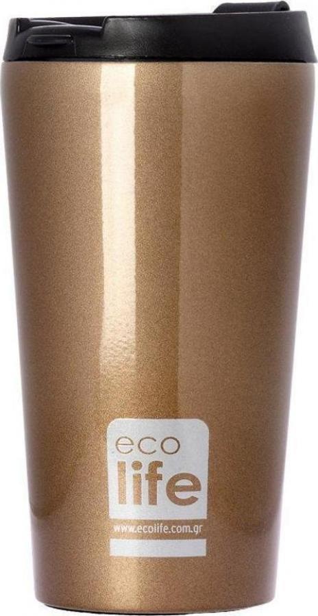 ECOLIFE 33BO4002 COFFEE THERMOS BRONZE 370ML