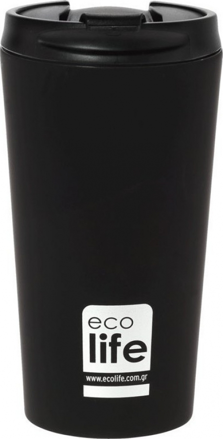 ECOLIFE 33BO4015 COFFEE THERMOS BLACK 370ML