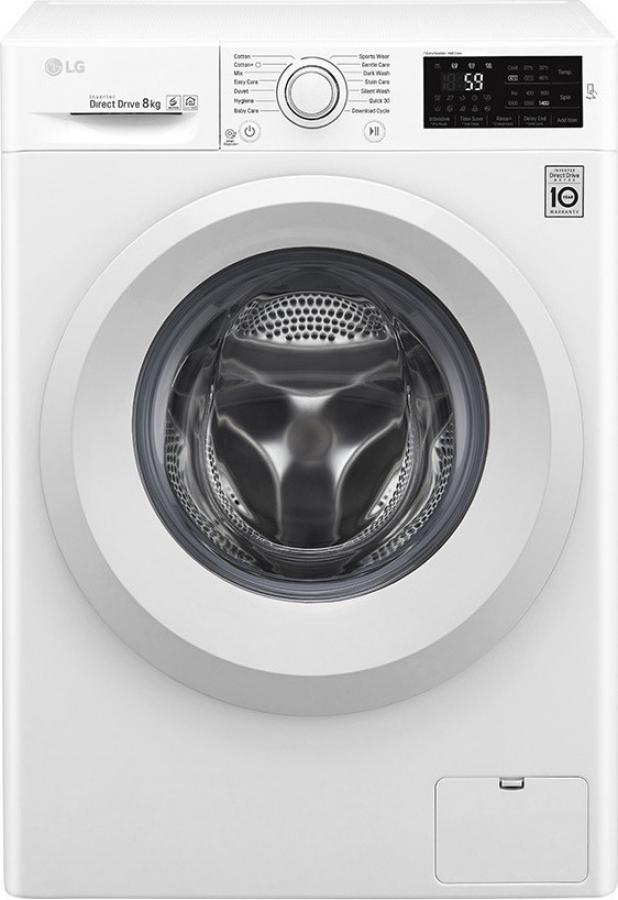 F4J5TN3W 8KG Πλυντήριο Ρούχων