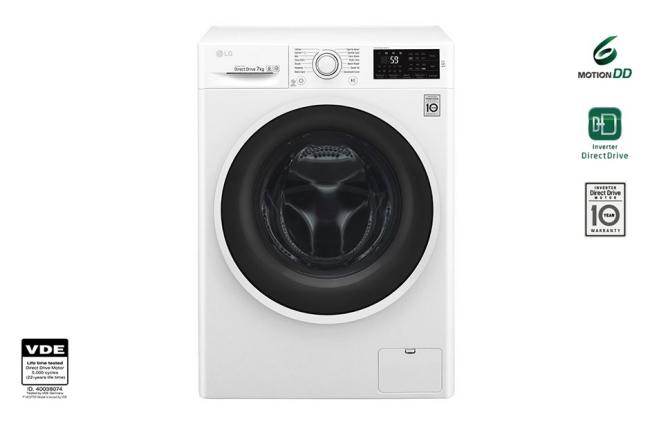 F4J6QN0W 7KG Πλυντήριο Ρούχων