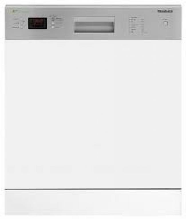 GIN 9486 E20 60cm Εντοιχιζόμενο Πλυντήριο Πιάτων
