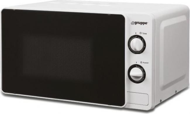 GRUPPE 20MX77V-L Φούρνος μικροκυμάτων White