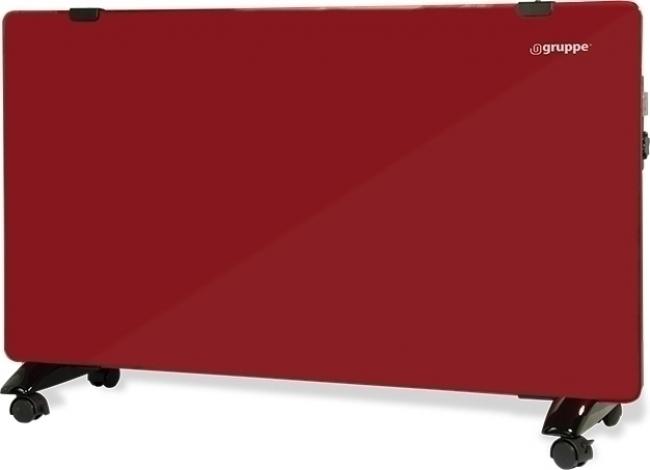 GRUPPE CHX20G Θερμοπομποί/Convector Red