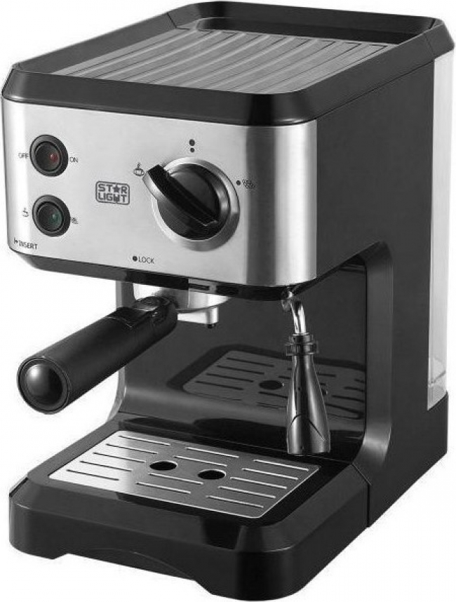 GRUPPE CM4677 Μηχανές Espresso 20Bar Inox