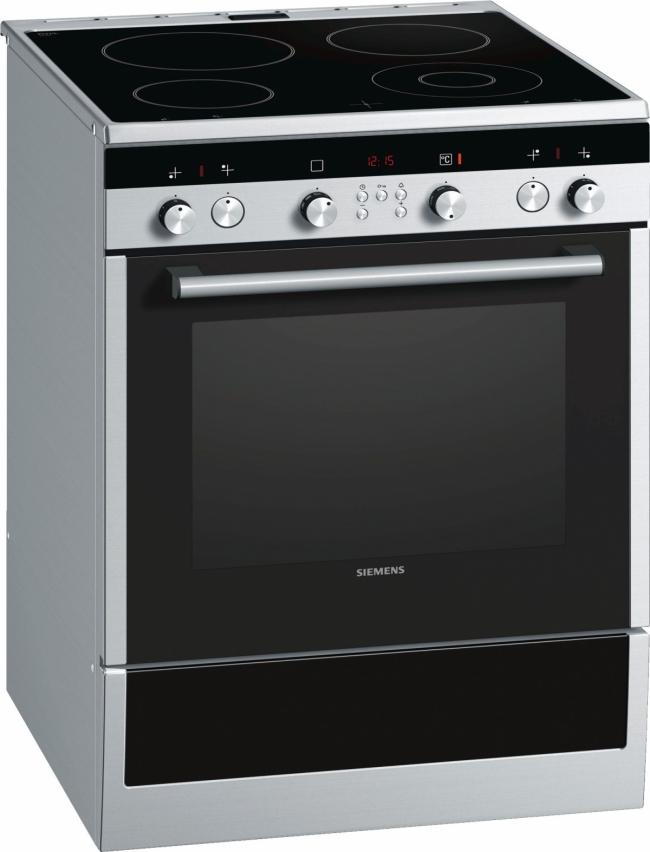 HC743540G Κεραμική Κουζίνα Inox