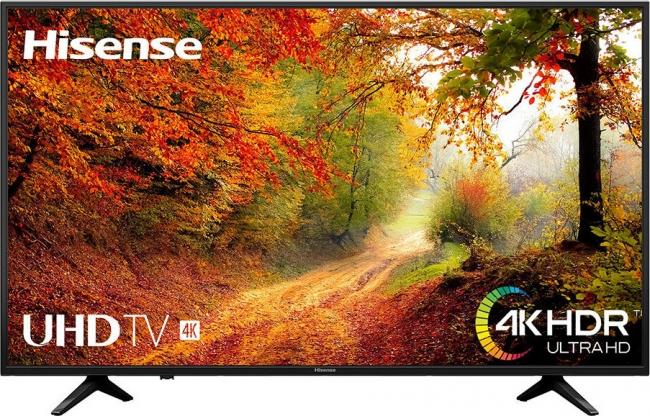 HISENSE H43A6140 Τηλεόραση Black