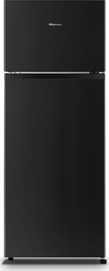 HISENSE RT267D4ABF ΨΥΓΕΙΟ BLACK A+ ( 143,4 X 55 X 54,2cm)