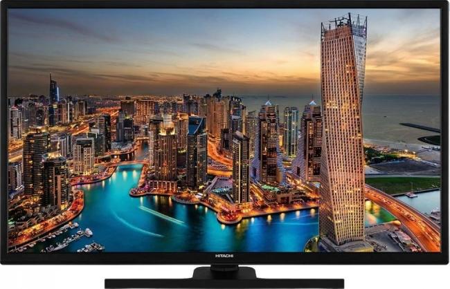 HITACHI 32HE4100 Τηλεόραση Black