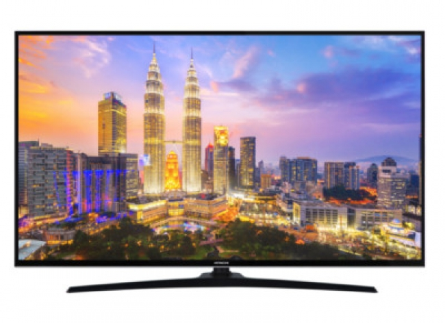 HITACHI 49HE4000 FULL HD SMART Τηλεόραση Black